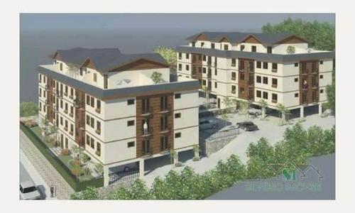 Imagem 1 de 4 de Apartamento À Venda No Bairro Itaipava - Petrópolis/rj - 2944372943
