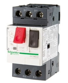 Guardamotor Schneider 24-32 A, Gv2me32