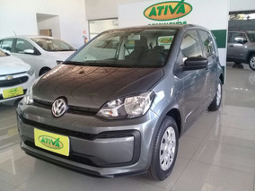 Volkswagen Up 1.0 Mpi Take Up 12v Flex 4p Manual 2017/2018