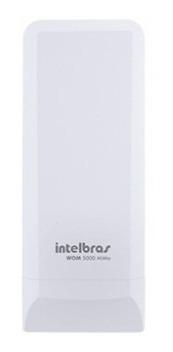 Kit 10 Pcs Antena Cpe Wireless Intelbras Wom 5a 16 Dbi