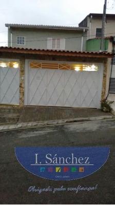 Casa / Sobrado Para Venda Em Poá, Fonte Áurea, 3 Dormitórios, 1 Suíte, 3 Banheiros, 3 Vagas - 629