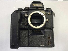 Cam. Nikon F3 C/ Motor Drive Md-4