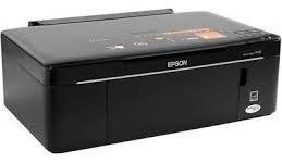 Impressora Epson Tx125/tx135 Sem Cartuchos E Sem Tinta