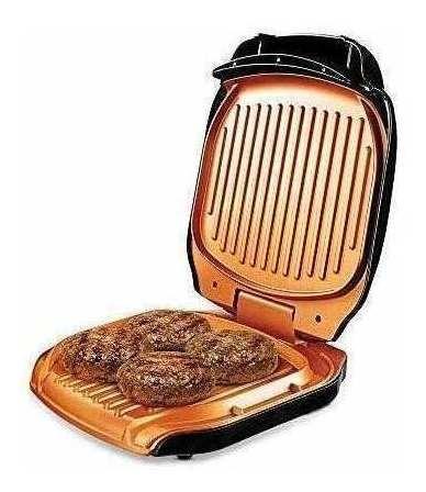 Parrilla Eléctrica Hamburger Grill
