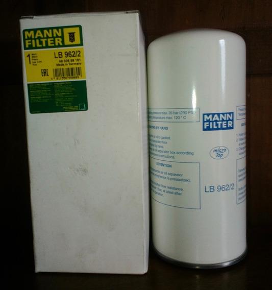 Filtro Mann Deaceitacion Separador Aire Comprimido Lb962/2