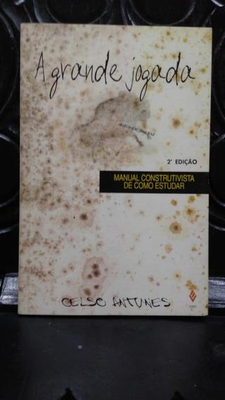 A Grande Jogada 2º Edição - Celso Antonunes, Editora Vozes