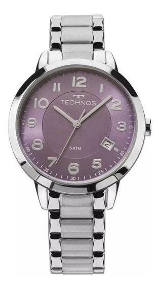 Relógio Technos Feminino Elegance Dress 2315acn/3g C/ Nfe