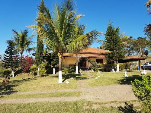 Chácara À Venda, 40000 M² Por R$ 2.600.000,00 - Sousas - Campinas/sp - Ch0520