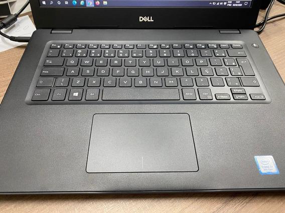 Notebook Dell Latitude 3490 I7 8ªger 8gb Ssd M.2 256gb