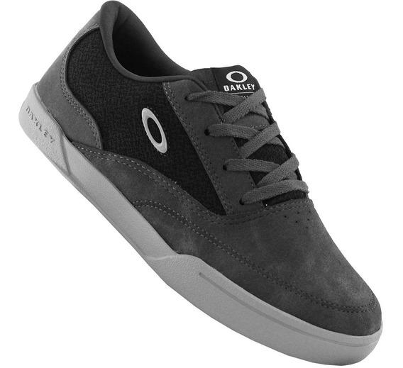 Tênis Oakley Frequency 2.0 Original - Cinza/escuro