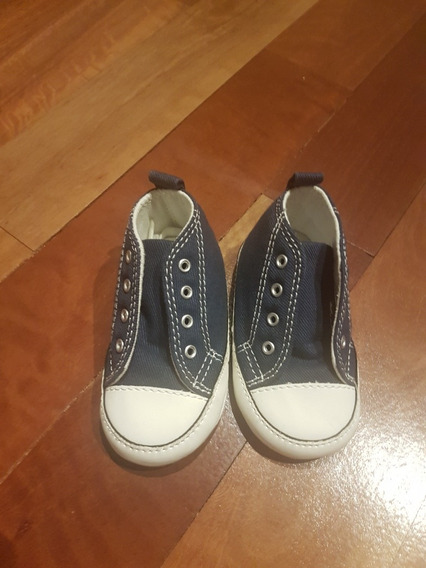 Zapatillas Converse All Star Talle 3