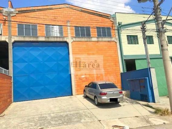 Barracão: Jd Leocádia / Sorocaba - A14691