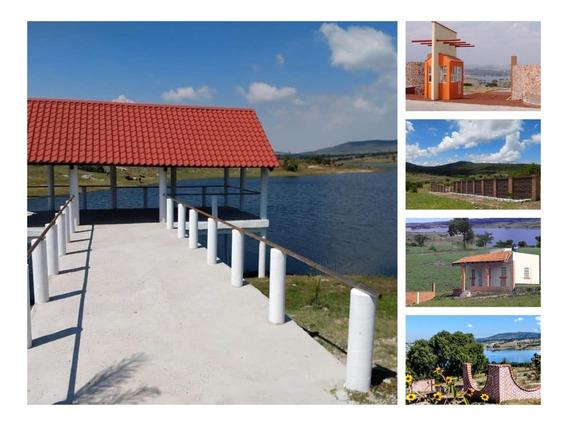 Oportunidad Invierte Terreno Campestre Cerca Del Lago Valseq