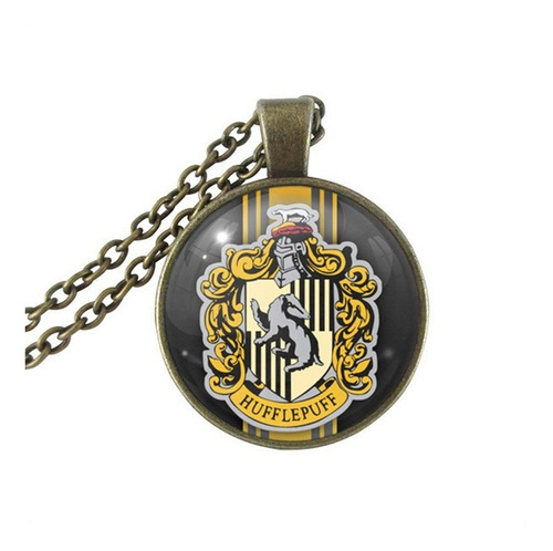 Imagen 1 de 2 de Punpunia - Collar Hufflepuff Harry Potter
