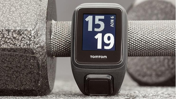 Relógio Tomtom Spark Music Com Headphone