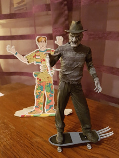 Freddy Krueger Figura Impecable Loose Neca Mezco Mcfarlane