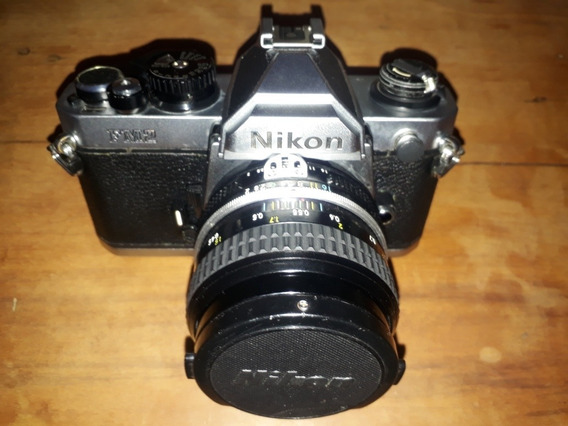 Nikon Fm2 Com Nikkor 50mm F/2