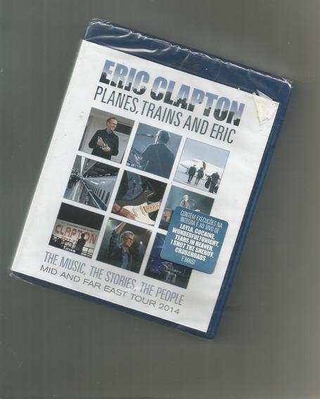 Blu-ray Eric Clapton Planes Trains And Eric Lacrado