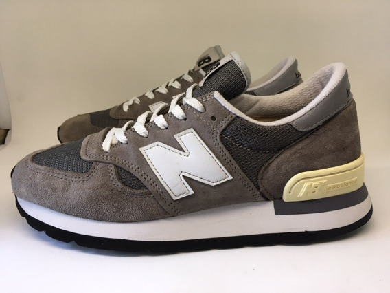 Tênis New Balance 990 30º Anniversary Made In Usa N 40