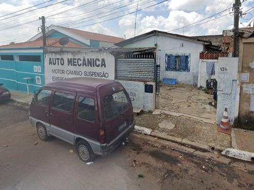 Casa Residencial Em Campinas - Sp, Vila Costa E Silva - Ca01351