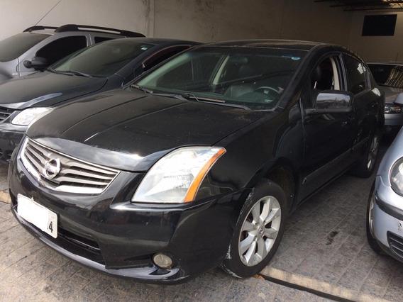 Nissan Sentra 2.0 S Flex Aut. 4p Automatico Novo-lindo