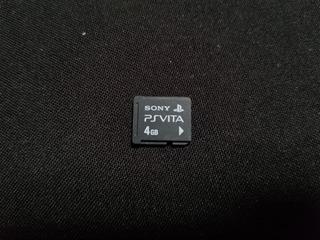 Memoria Original 4gb Para Playstation Ps Vita