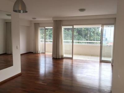 Apartamento Em Brooklin Paulista, São Paulo/sp De 116m² 3 Quartos Para Locação R$ 6.000,00/mes - Ap255061
