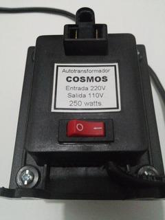 Autotransformador 250w 220v 110v Ideal Radios Tel Videos Tv