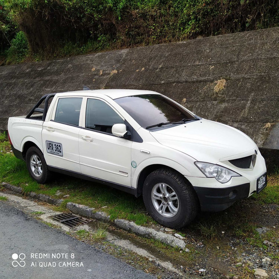 Ssangyong Actyon Actyon Sports Diesel