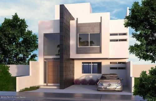 Casa En Venta En Zibata, El Marques, Rah-mx-20-2456