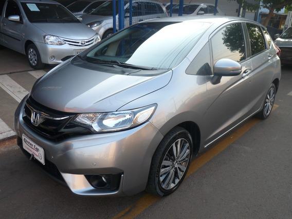 Honda / New Fit 1.5 Exl Automático Única Dona