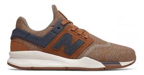 Tênis New Balance Ms247kh Caramelo - Original