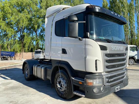 Scania G340 Año 2014 Automático