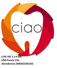 Clinica Dental Ciao C.a. Promo Mar-abr Ver Descripcion