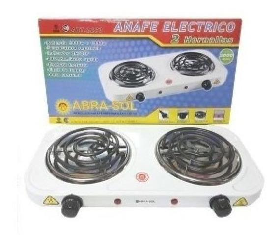 Anafe Electrico 2 Hornalla