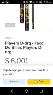 Taco De Billar