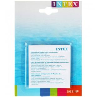 Kit Parche Reparacion X 6 Unidades Autoadhesivo Intex Pileta