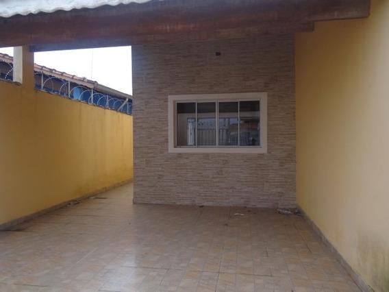 Casa A Venda Em Mongaguá, Balneário Itaguaí Ref 3946 E