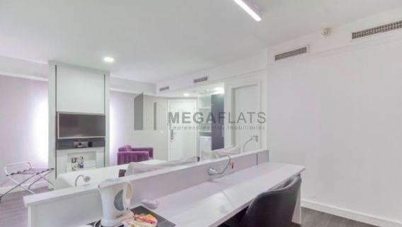 06545 - Flat 1 Dorm, Moema - São Paulo/sp - 6545