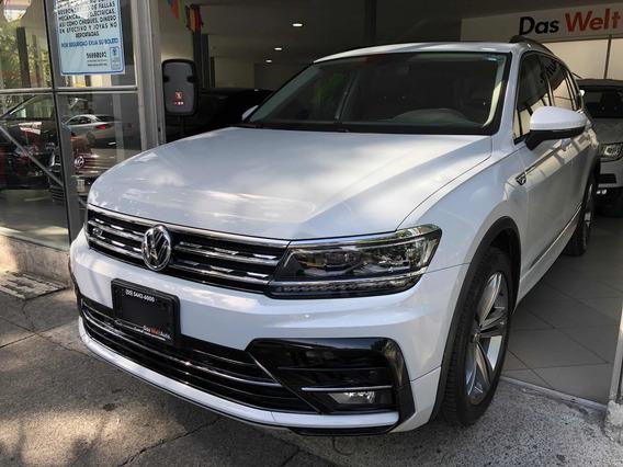 Volkswagen Tiguan R-line 2019