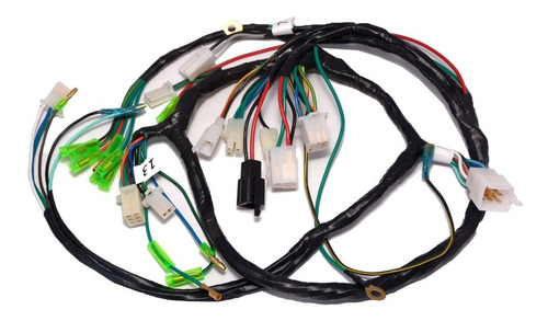 Sistema Electrico  Akt Sm 180/200