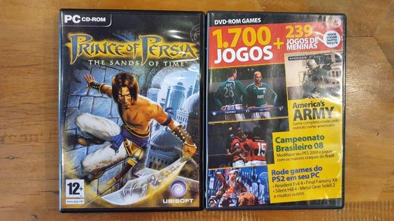 Prince Of Persia The Sands Of Time Original Para Pc + Brinde