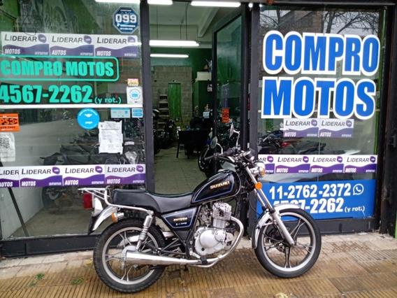 Suzuki Gn 125 H - Alfamotos What 1127622372