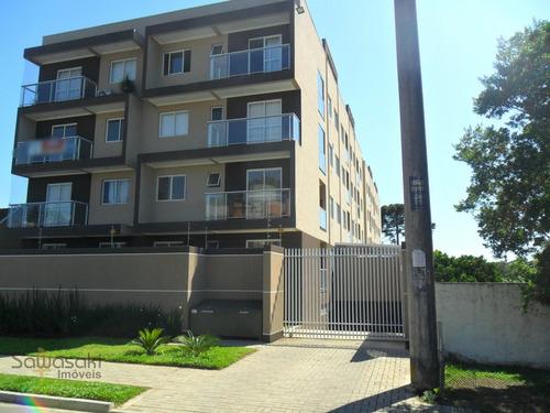 Apartamento A Venda No Bairro Uberaba Em Curitiba - Pr.  - Ap-1385-1