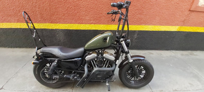 Harley Davidson Sportster 1200 Forty Eight (aceito Carro)