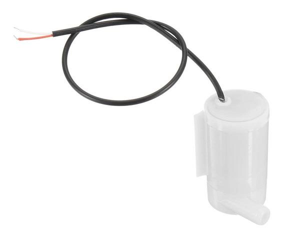 Mini Bomba Agua 3v-5v 120l/h Sumergible Arduino Envio Gratis