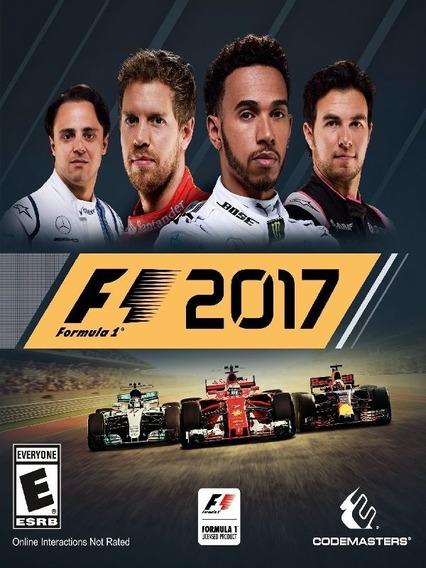 F1 2017 Pc - Envio Rápido (steam Key)