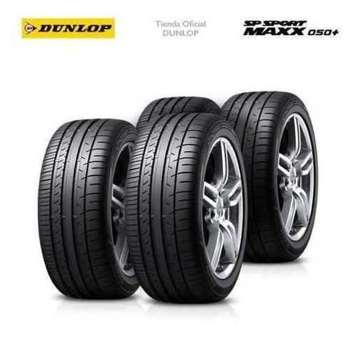 Kit X4 205/50 R17 Dunlop Sp Sport Max050+ Tienda Oficial