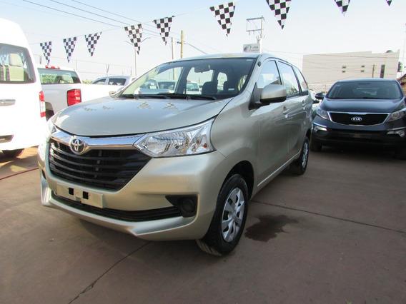 Toyota Avanza 2016 Premium