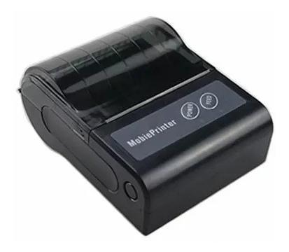 Mini Impressora Bluetooth Portatil 80mm Cupom Pedido Qr Code
